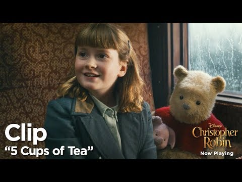 """Christopher Robin """"5 Cups of Tea"""" Clip"""