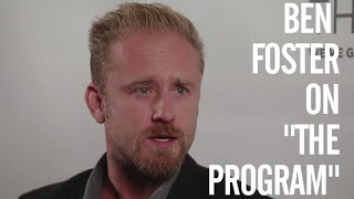 Toronto: Ben Foster on Playing Lance Armstrong in 'The Program