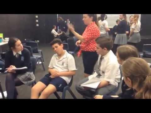 MDC Addams Family Musical Vlog 01