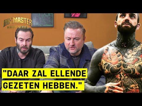 Gruwelijke GEORDIE SHORE TATTOO en DENISE KIELHOLTZ Opnieuw onder de NAALD! - Tattoo Talk #4