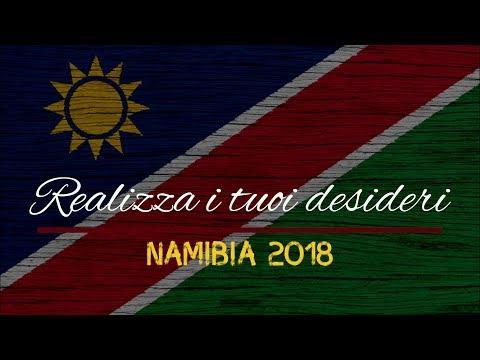 NAMIBIA 2018 - Realizza i Tuoi Desideri  p.01( Meteorite più grande al mondo - Animali Etosha)