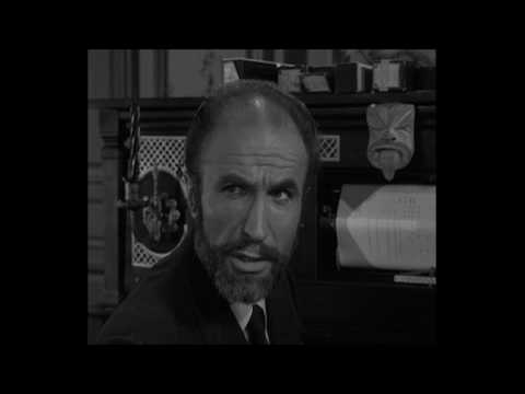The Twilight Zone - A Piano in the House (clip)