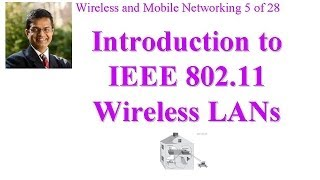 CSE 574-14-05: Introduction to IEEE 802.11 Wireless LANs