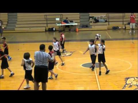 Basketball Hoop Force vs Bulls Basketball Game 5 September 9 2012