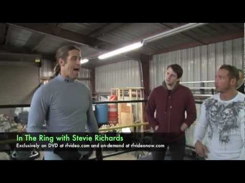 In The Ring with Stevie Richards Preview