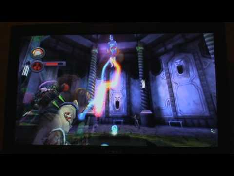 Ghostbusters The Video Game Wii Walkthrough- The Architect  