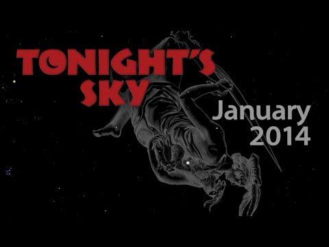 Tonight's Sky: January 2014