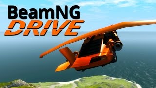 Is It A Bird? Is It A Plane? | Beamng.drive #7
