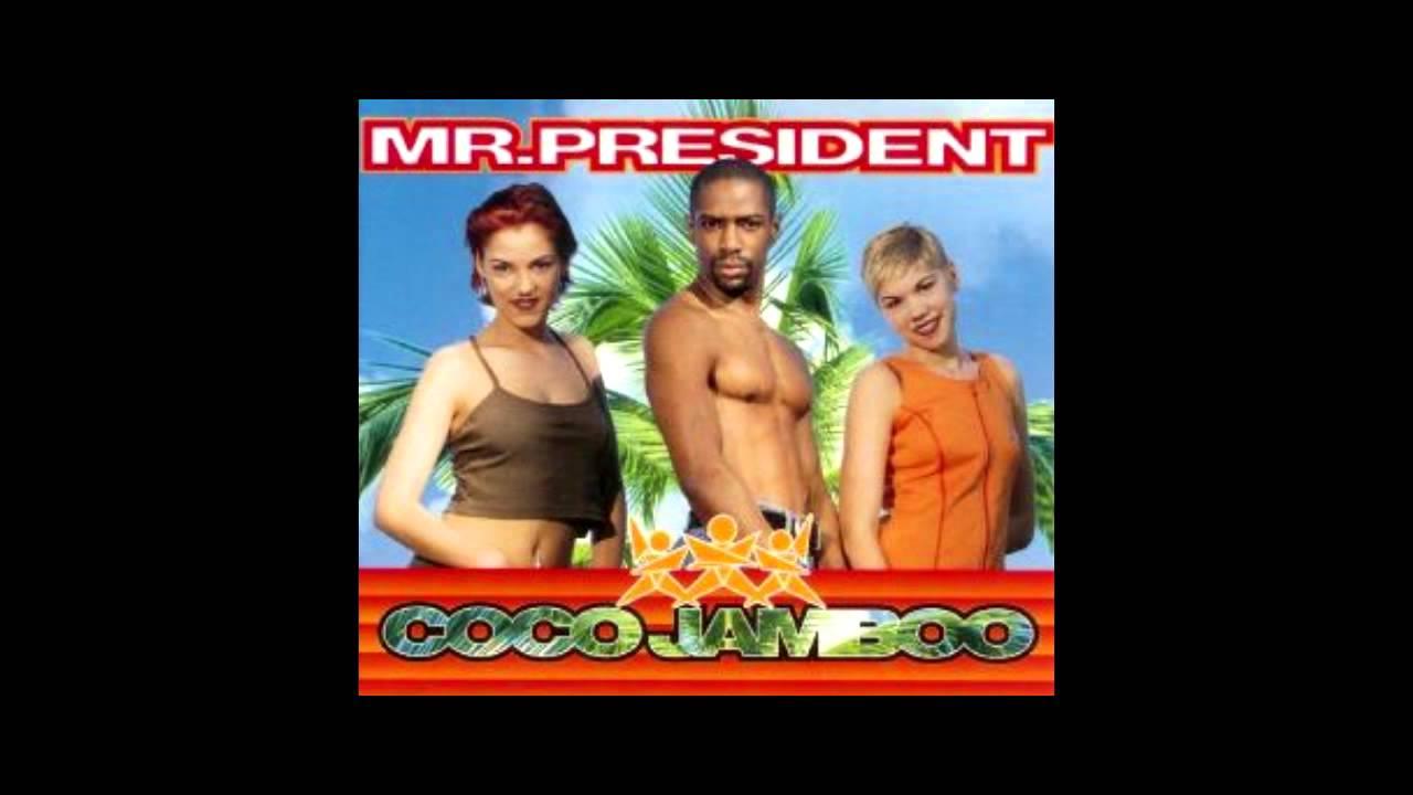 Mr president coco jambo скачать mp3