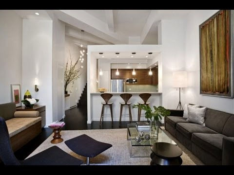 Decora o de apartamentos pequenos youtube for 45m2 apartment design