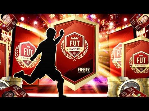 CHUCKYYY! CRAZY FUT CHAMPIONS REWARDS! FIFA 19 Ultimate Team