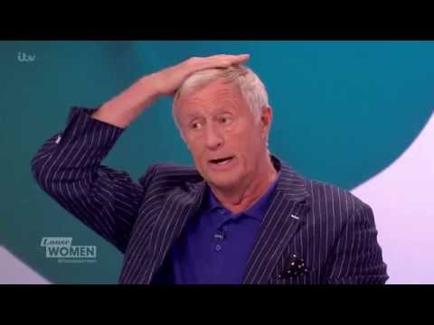 Chris Tarrant On The Bumpiest Train Journey | Loose Women
