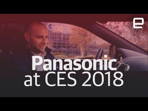 Panasonic's CES 2018 event in under 10 minutes