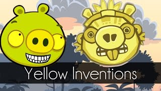 Bad Piggies - YELLOW INVENTIONS (Field of Dreams)