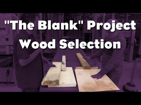 "Framus ""The Blank"" Project - Wood Selection"