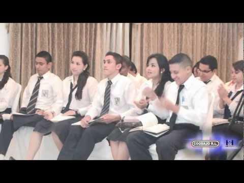 Jóvenes participan en  Foro sobre: Recuperando Valores