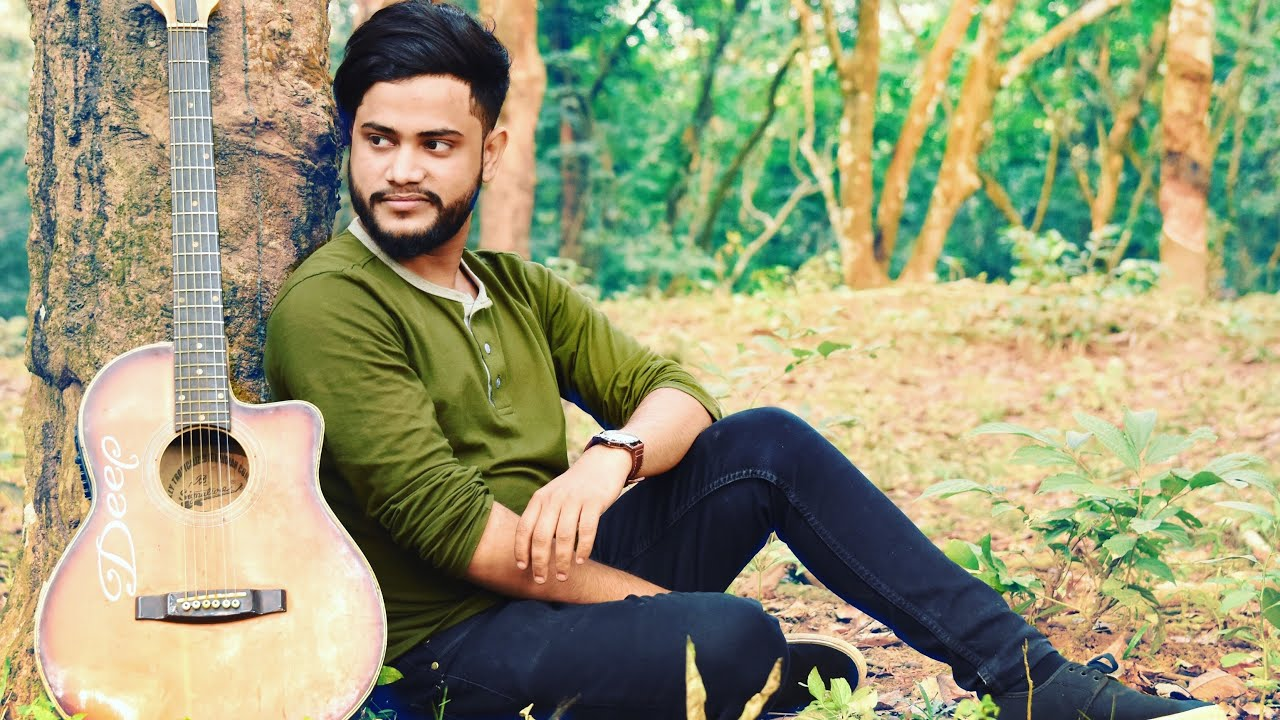 || Tujhe Kitna Chahne Lage || Kabir Singh || Unplugged Guitar Cover (Instrument) By -  Deep Natta ||