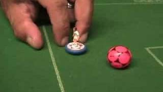 How To Play Subbuteo: Shooting
