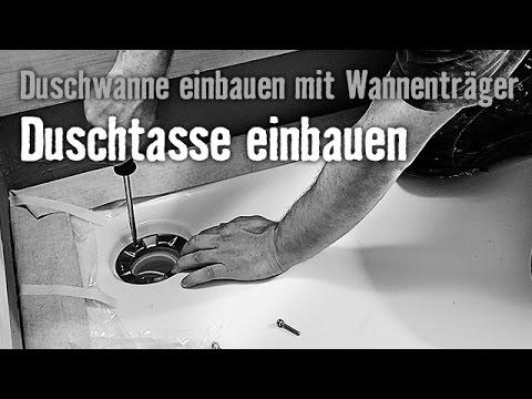 Version 2015 Duschwanne einbauen mit Wannenträgern - Kapitel 2 ... | {Duschwanne einbauen mit wannenträger 38}