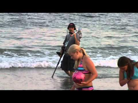 TREASURE HUNTING IN THE OCEAN