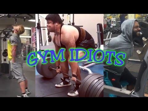 Gym Idiots - 675-lb. Deadlift & Jim Jones Squat