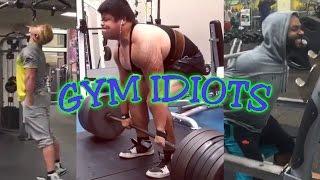 gym idiots 675 lb deadlift jim jones squat