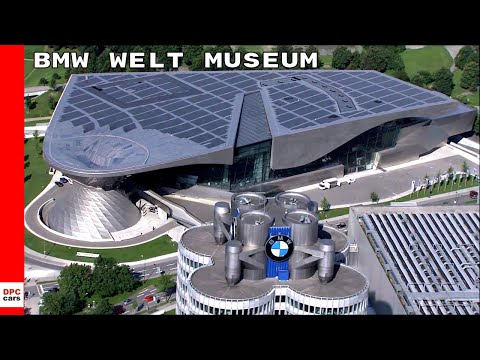 BMW Welt Museum 2017