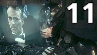 Arkham Knight Official Walkthrough - Part 11 - Oracle's Car Crash
