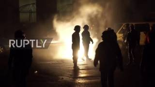 Ukraine  Chaos in Odessa as Zorya fans take to the streets