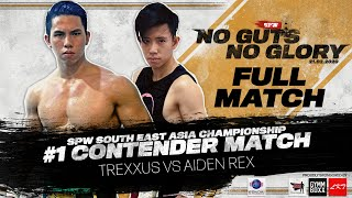Watch as Trexxus and Aiden Rex settle their feud and determine who will be the number one contender for the SPW South East Asia Championship. ----- Follow ...