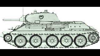 Подьем танка Т-34 Запись прямой трансляции  Юрий Гагарин
