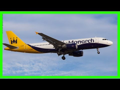 Breaking News | Boeing pumped more than us$130mln into collapsed uk holidays carrier monarch airlin