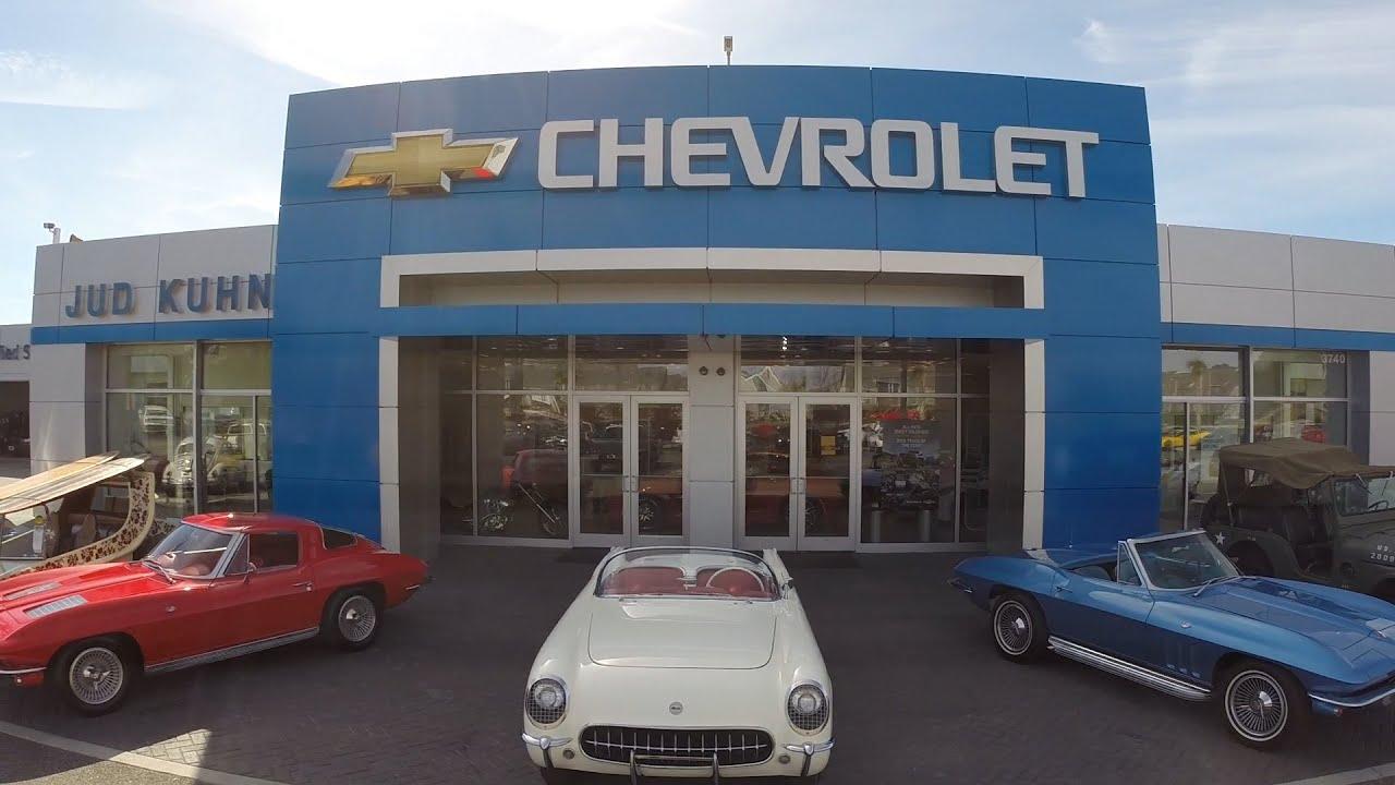 Jud Kuhn Chevrolet Chevy Dealer Serving Myrtle Beach Area YouTube - Jud kuhn chevrolet car show