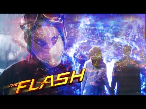 Accelerated Man To Get Barry Out Of The Speedforce !?! Flash Season 4 !!!