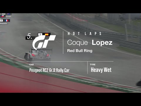 Wet weather on the way for Gran Turismo Sport