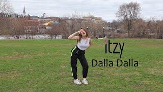 (DANCE COVER) ITZY 달라달라(DALLA DALLA) by itsbellachan