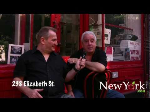 Tour of NYC's Little Italy: Where wise guys got whacked