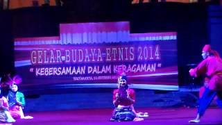Tari Linda Sulawesi Tenggara