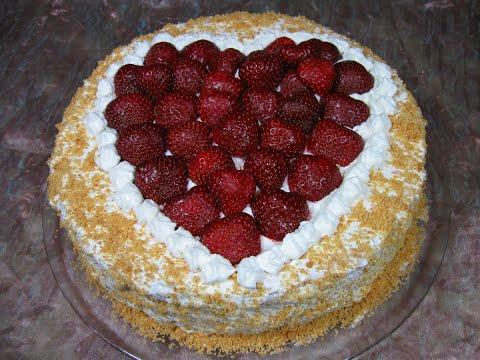 желейный торт рецепт пошагово в