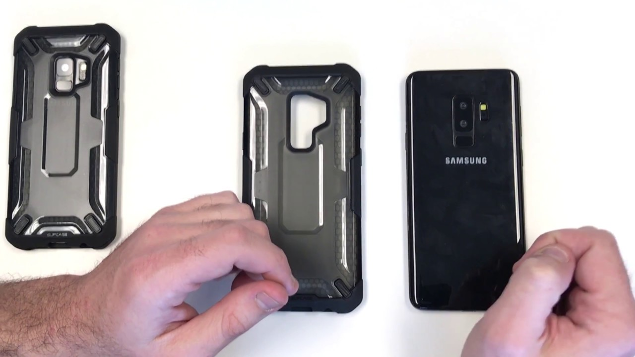 Samsung Galaxy S9 Plus Supcase Unicorn