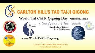World Tai Chi & Qigong Day 2020- Mumbai, India
