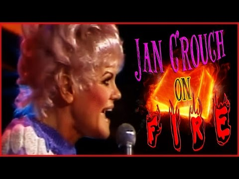 Jan Crouch ON FIRE 🔥 | PART ONE