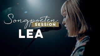 LEA - Halb so viel (Songpoeten Session)