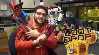 BoomCo: Mattel's Weirdly Sticky Answer to Nerf