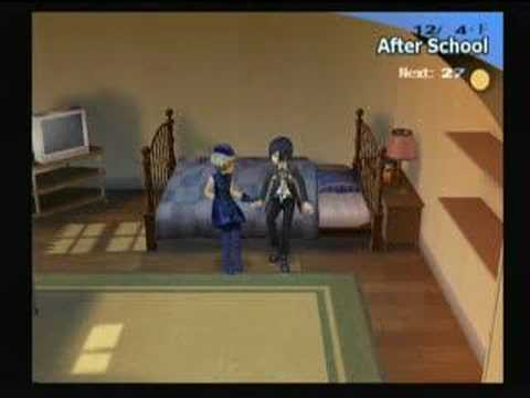 persona 3 fes dating fuuka