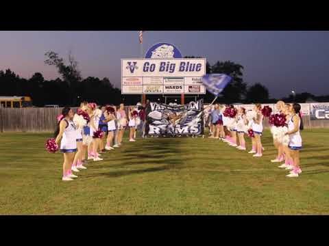 Vardaman Rams Take The Field