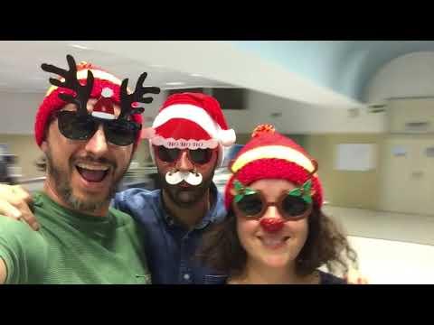 Vídeo de Navidad USCA 2017