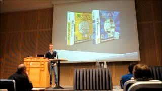 Jan-Ole Hesselberg: «Psykologimyter», Kritisk masse 2012, Oslo kongressenter