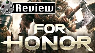 For Honor Review (PS4) 4/10