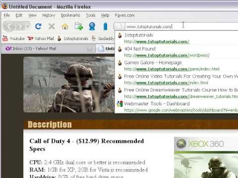 Build Your Own EBay Template Upload Files To FTP Lesson YouTube - Dreamweaver ebay template